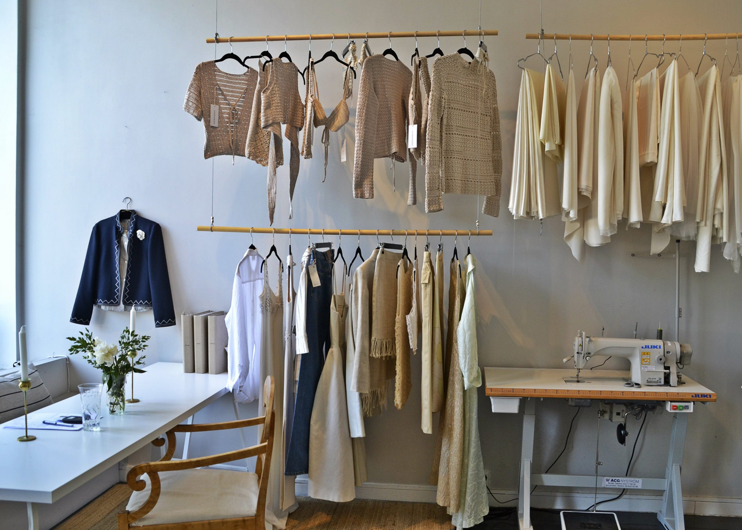 Luxurizing Pre-loved Clothes: