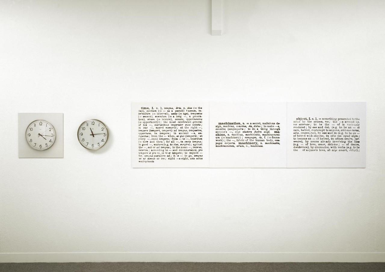 De kunst en de klok
