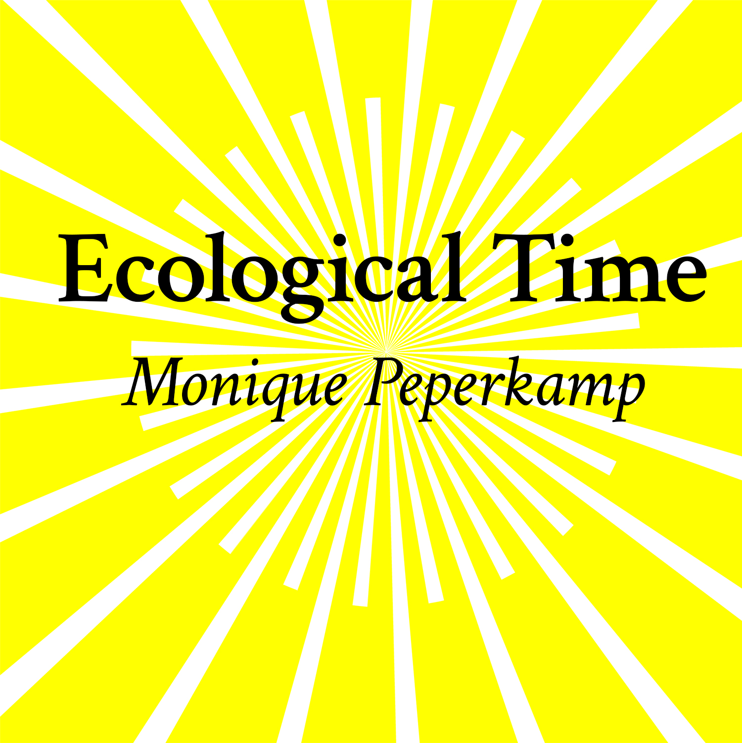 Ecological Time